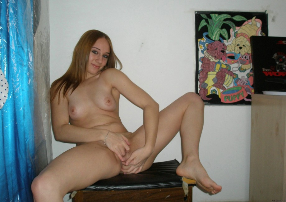 Real college girl porn