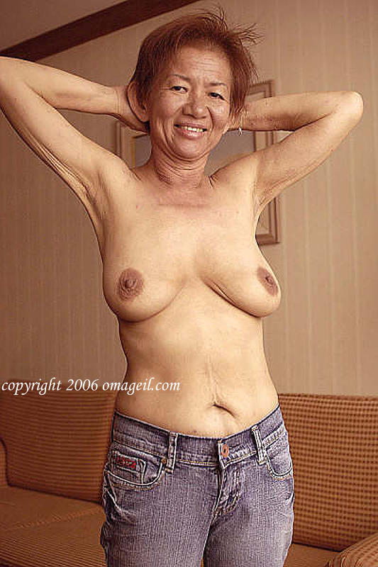 skinny old granny nude-quality porn