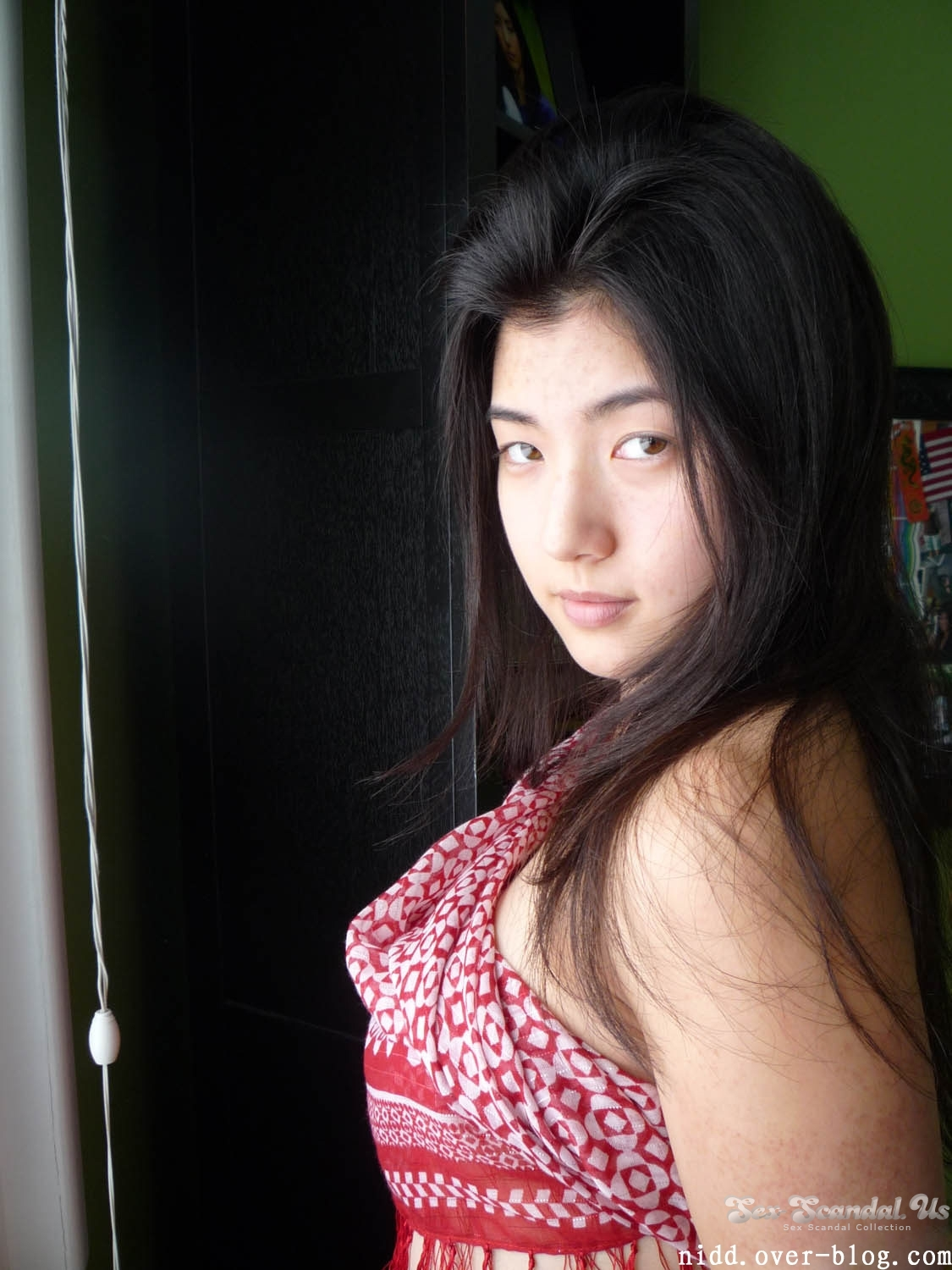 Naked girls asian amateur american
