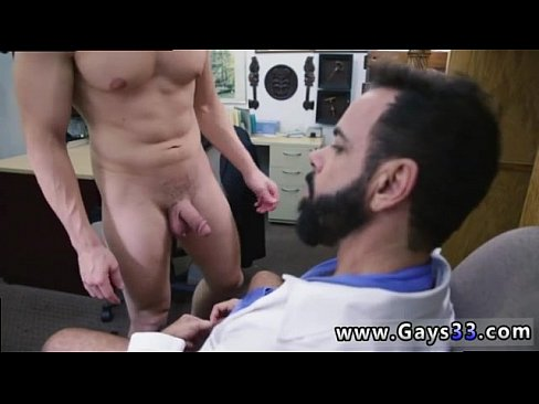 Gay men locker room sex