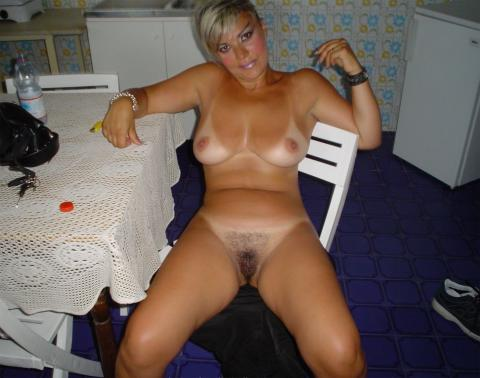 Mature nude female athletes