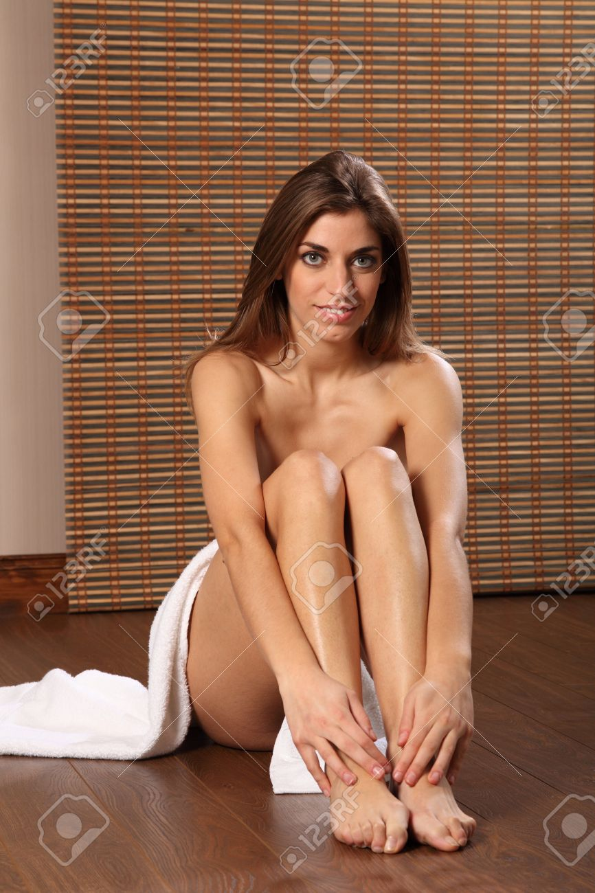 women sexy with feet Beautiful nude