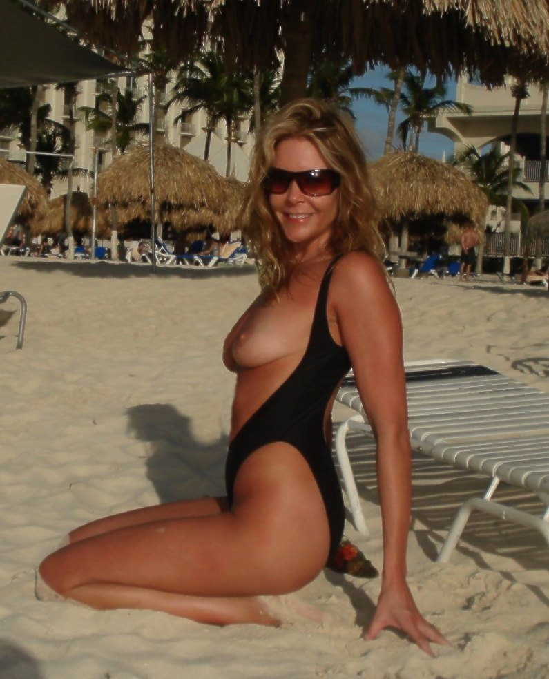 Brigitewear topless swimwear