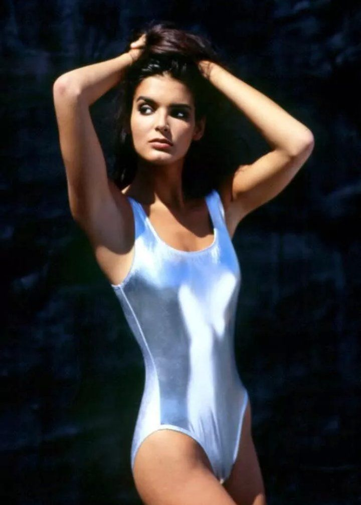 Angie harmon swimsuit