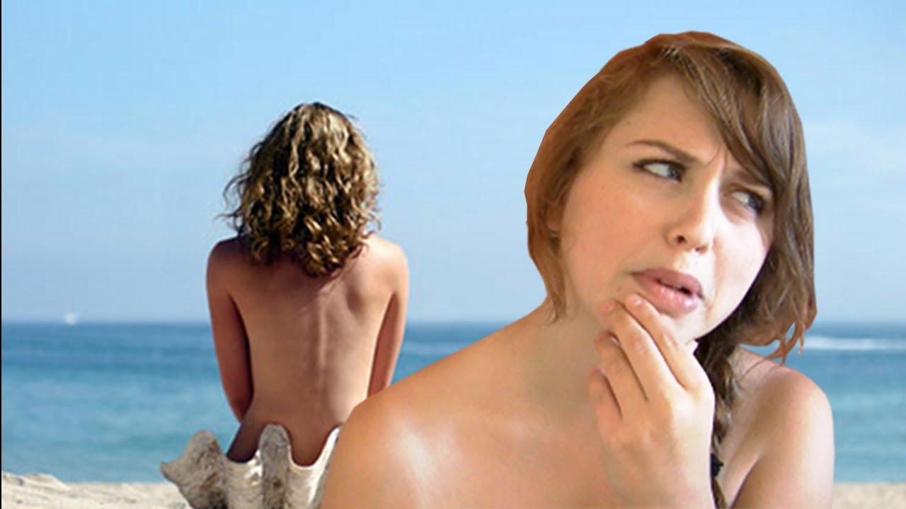 Youtube nude beach sex