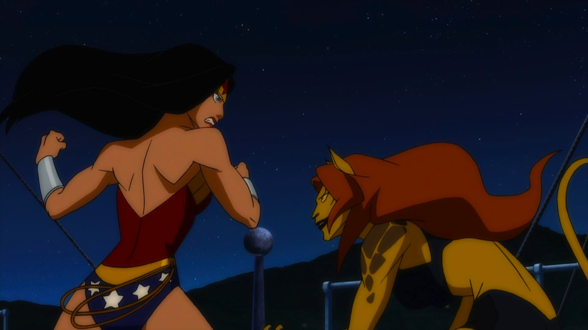 Dc cheetah porn justice league