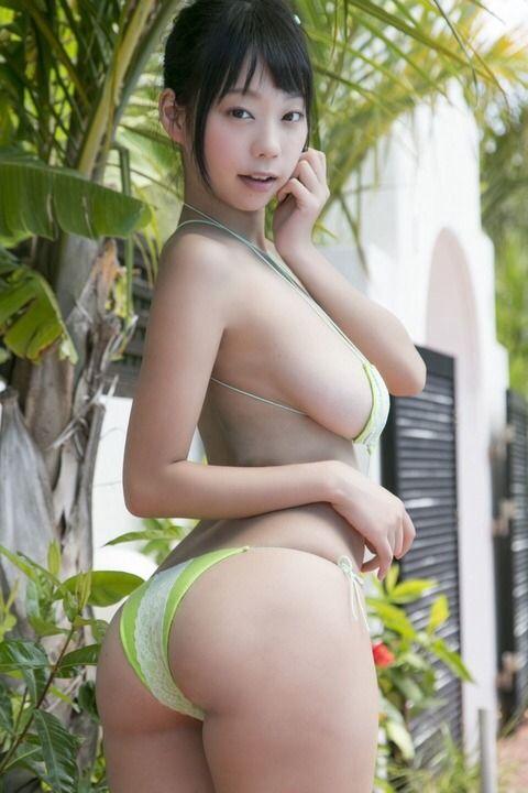 Bubble booty asians