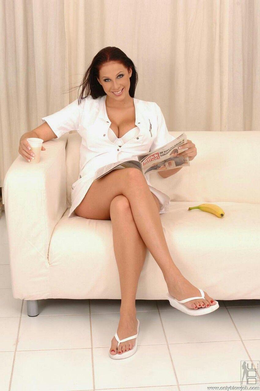 Gianna michaels feet porn