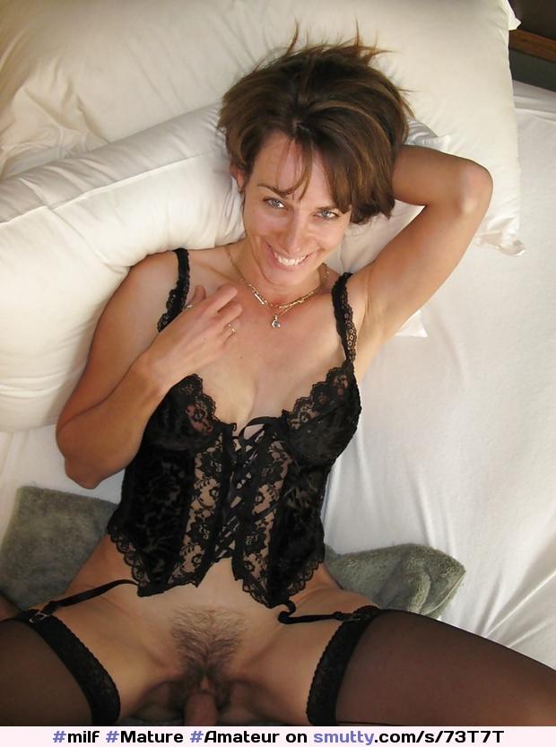Mature milf lingerie amateur