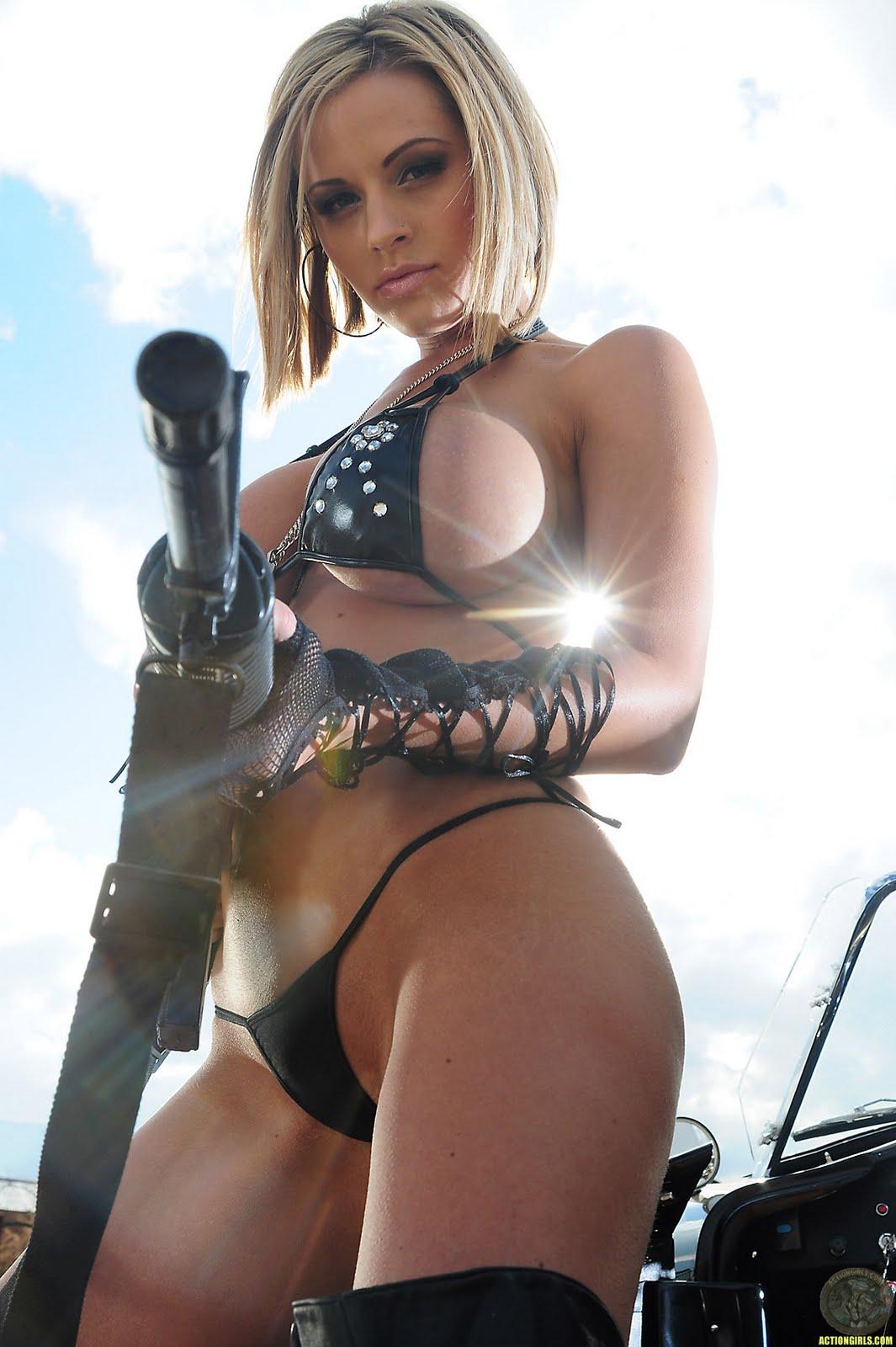 Jenny p action girls