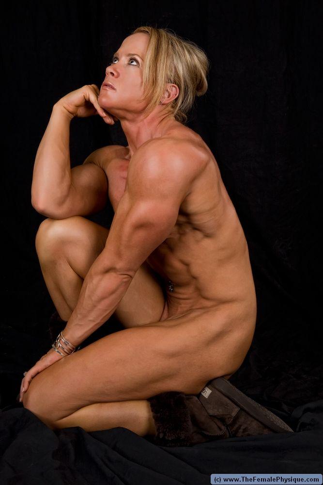 Women bodybuilder sexy muscle girls