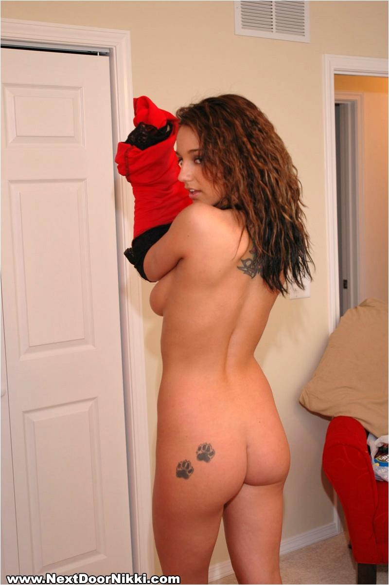 Girl next door nikki ass