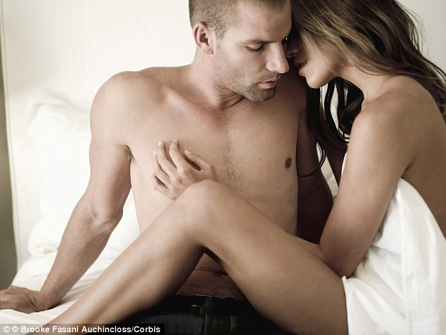 Men and women having oral sex