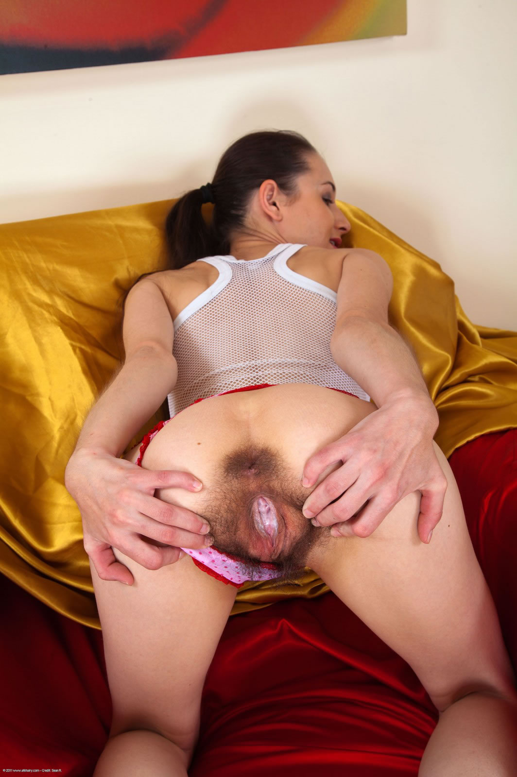 Atk natural hairy pussy sex