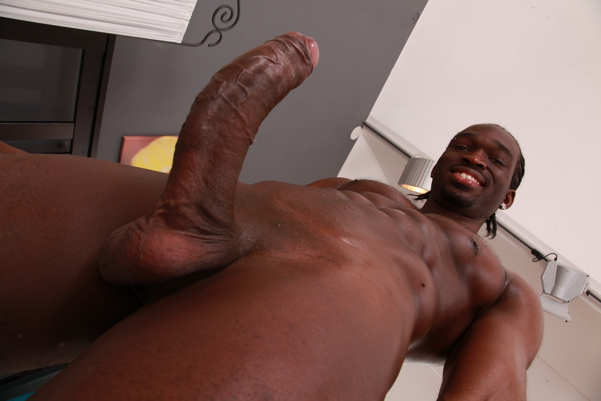 Monster cock raw gay