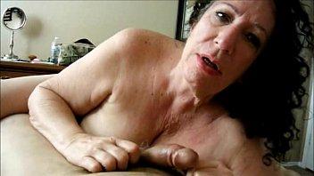 Mature granny deepthroat