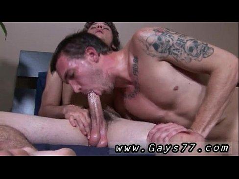 Gay men sucking straight guys