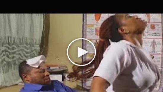 Real nurse caught having sex hidden