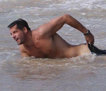 Paul hopkins nude model