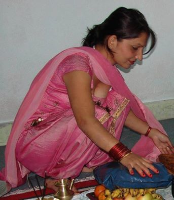 Girl indian oops desi