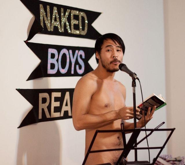 pride Nude gay boy