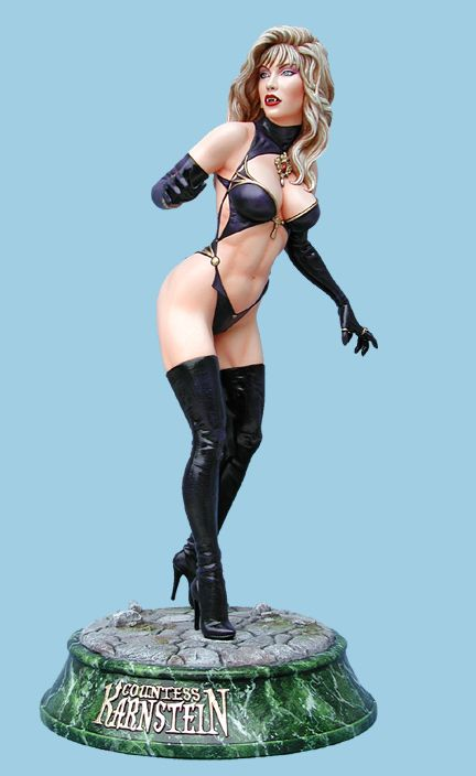 Erotic resin figure kit catalogue