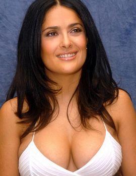 Salma hayek nude porn