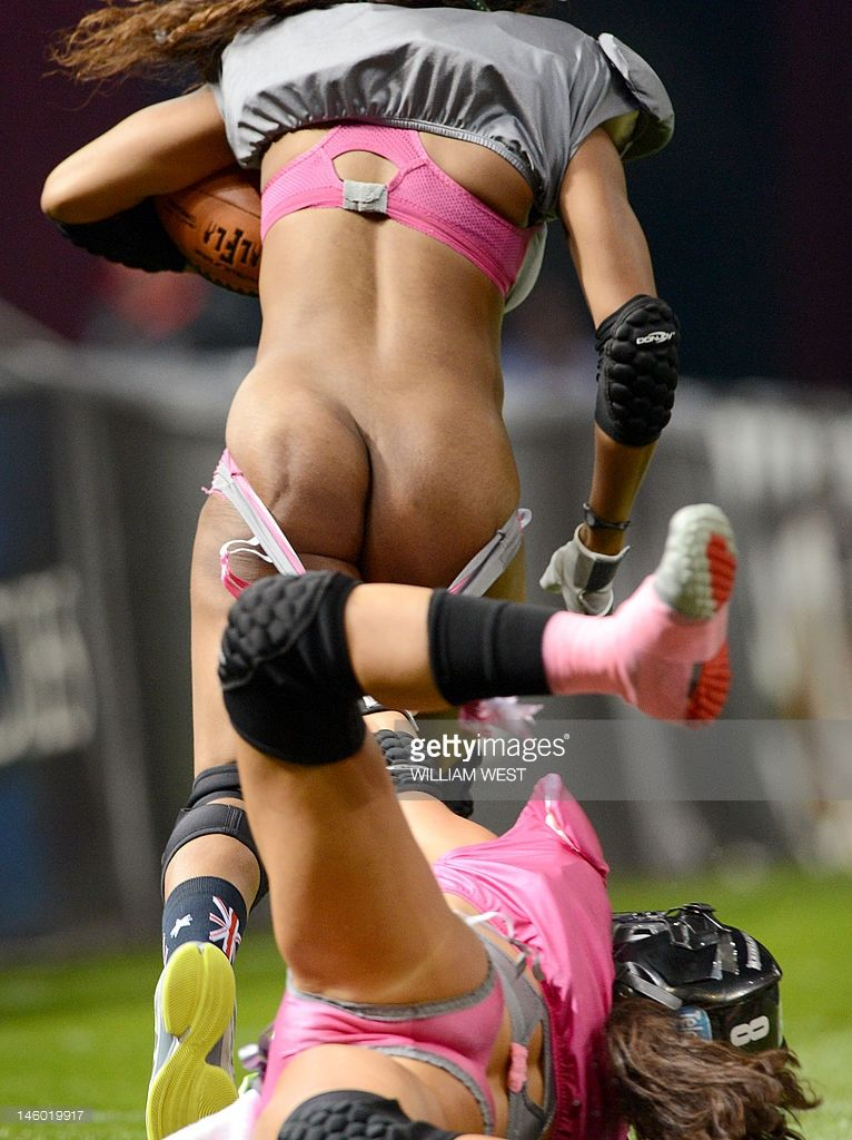 Lingerie football league naked