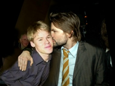 Necessary words... gale harold and randy harrison naked
