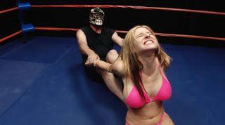 Paris kennedy ultimate wrestling