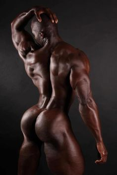 Black men with nice asses
