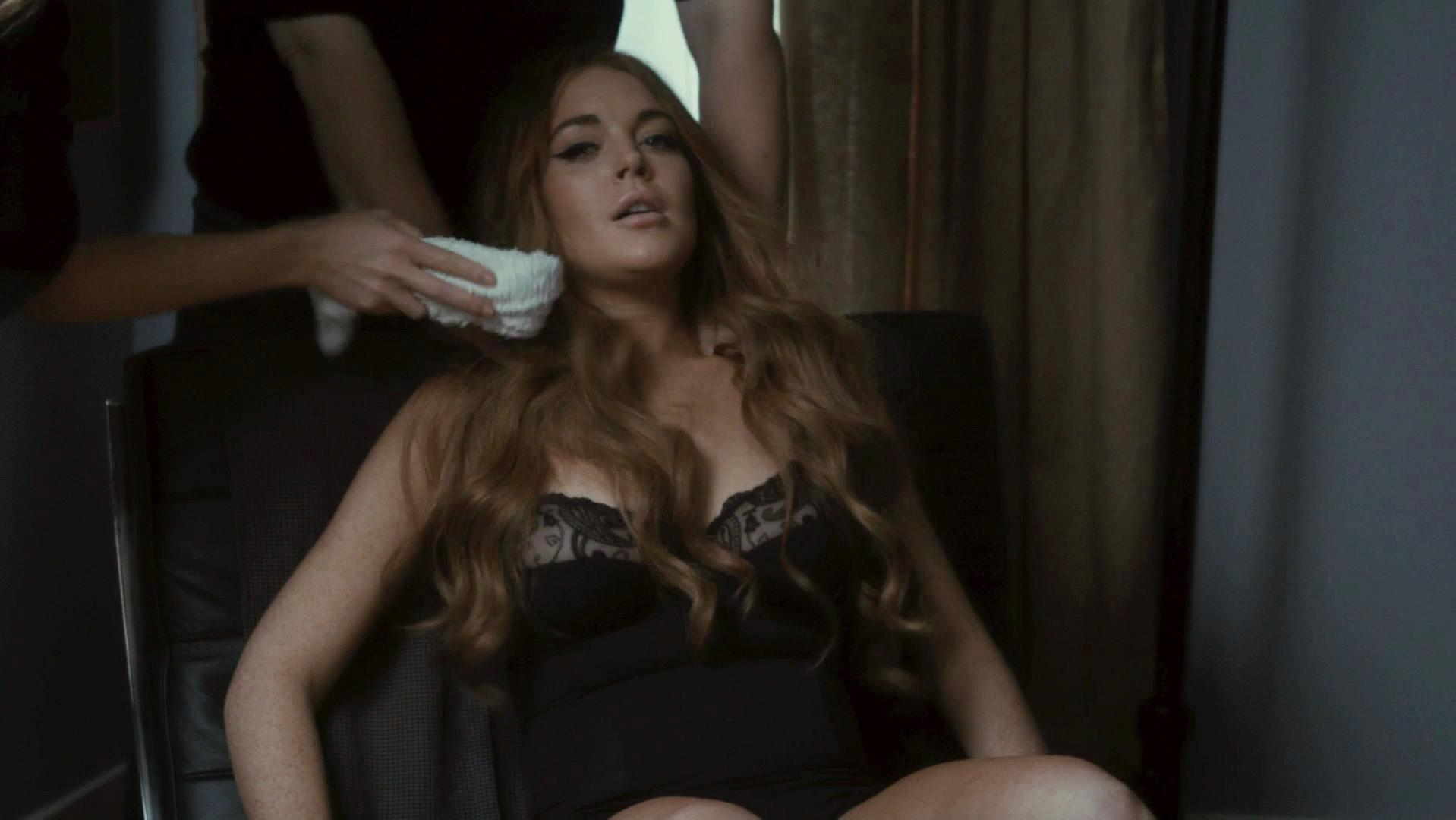 Lindsay lohan nude movie