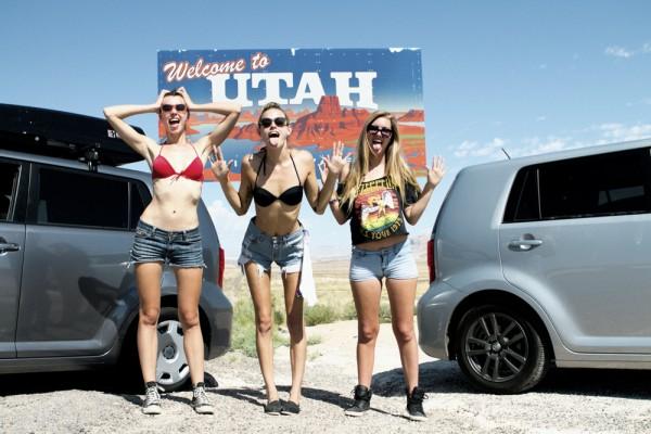 Nude at lake powell girls