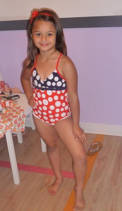 Cute nn girls model