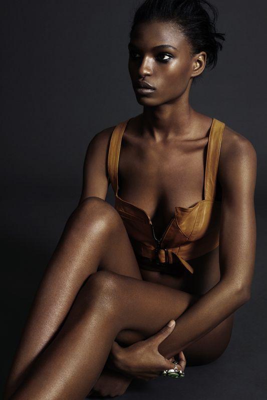 Most beautiful nude women heels