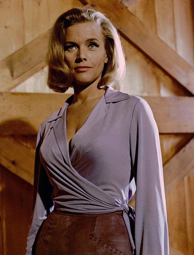 pussy Honor blackman galore as