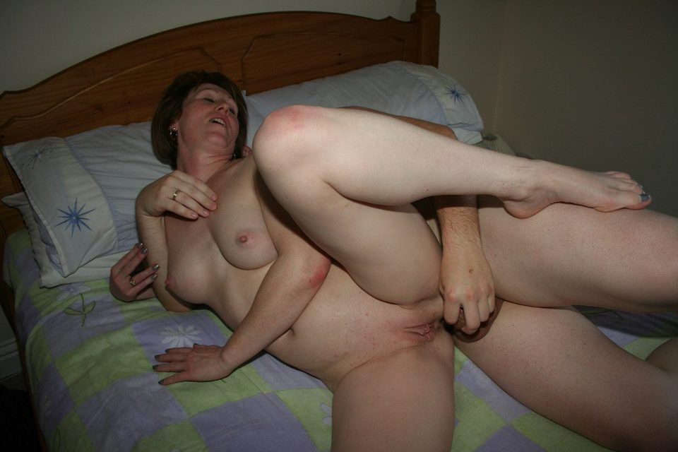 Home amateur couple having sex