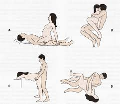 Foreplay sex position