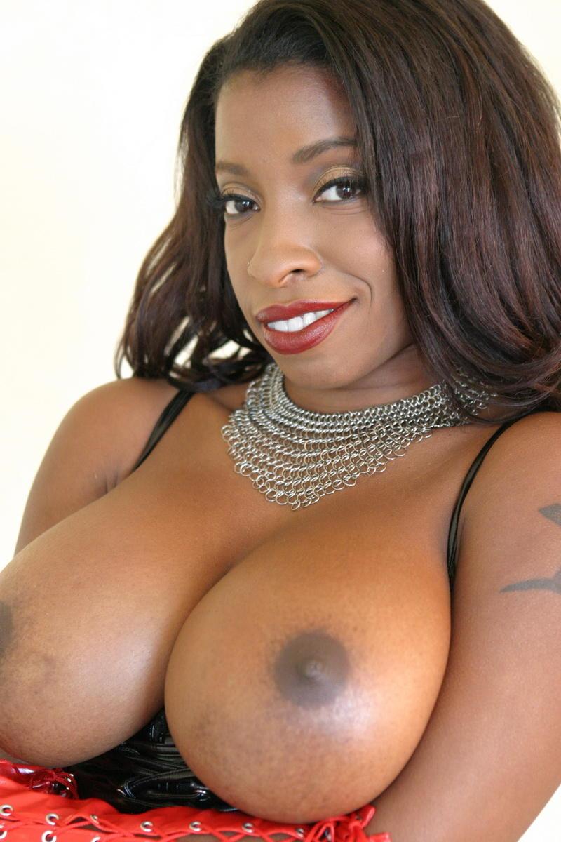 Black tits vanessa blue