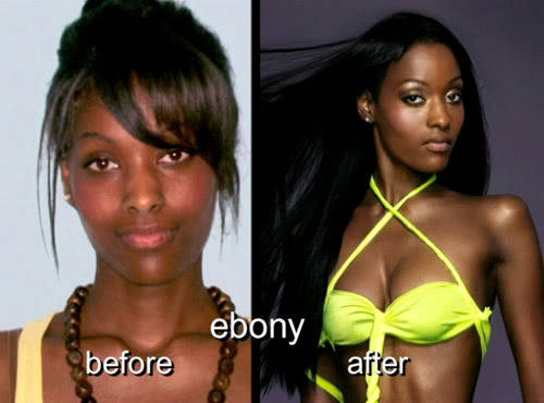 Ebony america s next top model
