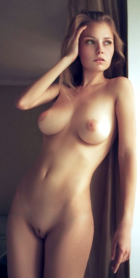 Young girl self nudes