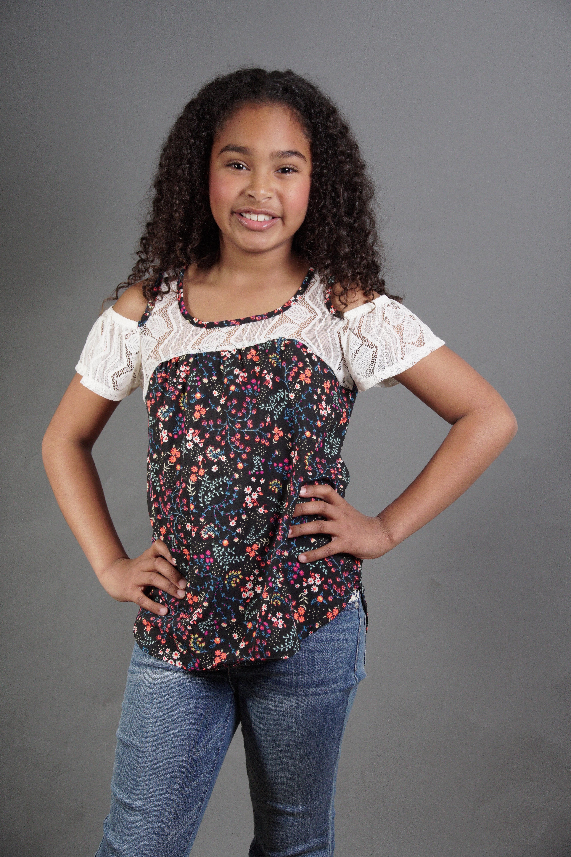Aliya teen model