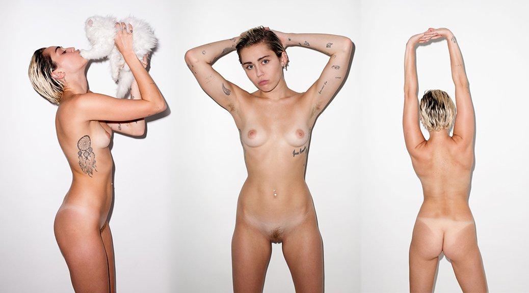 Miley cyrus porno