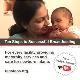 Breast milk breastfeeding