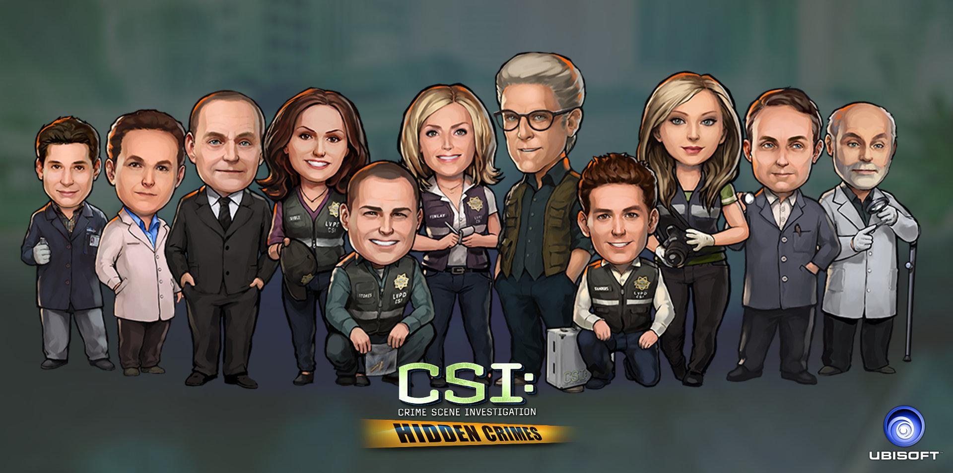 Las Vegas Porno CSI