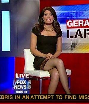 Fox news women legs spread
