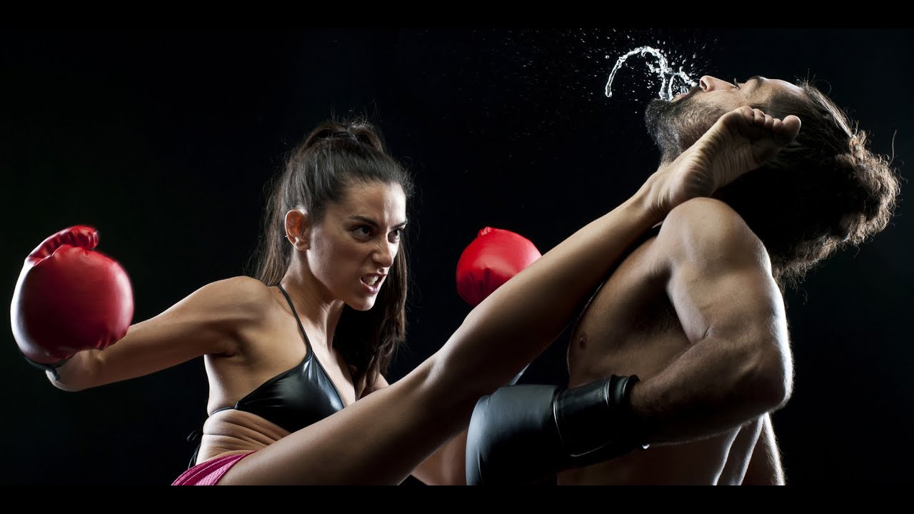 fighting fighter pics of girls Female cage