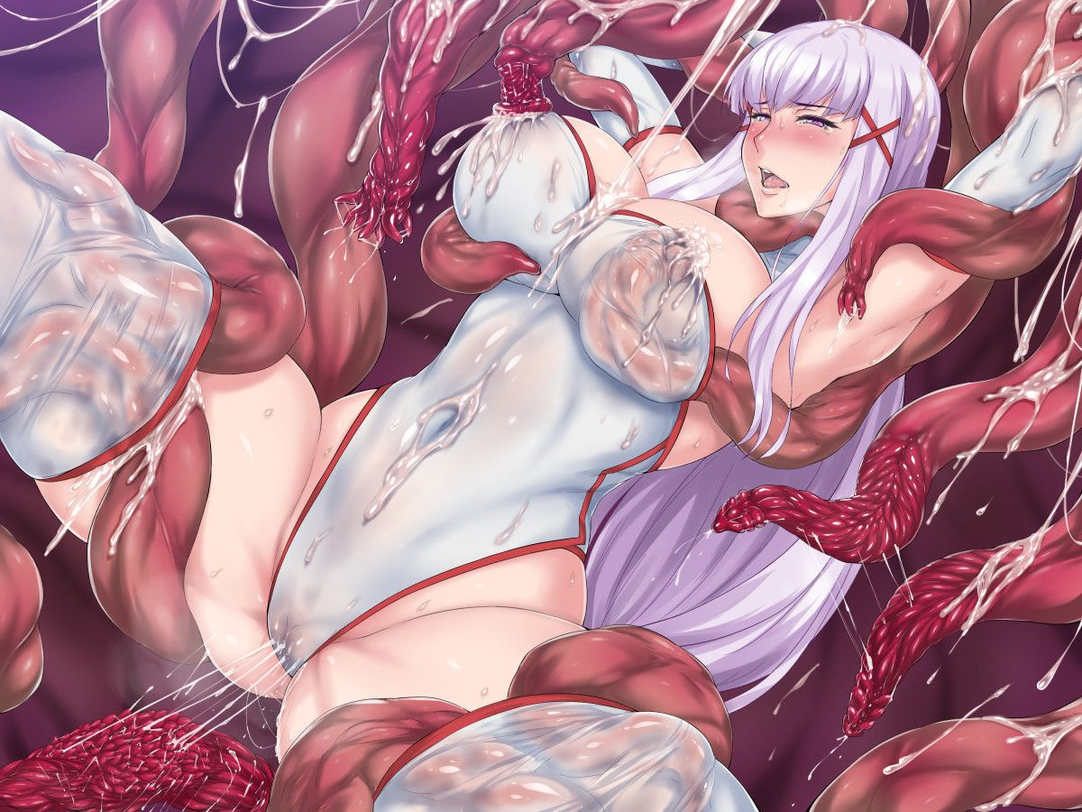 Heavenly sword hentai tentacle