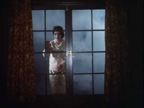 Creeping through window girl