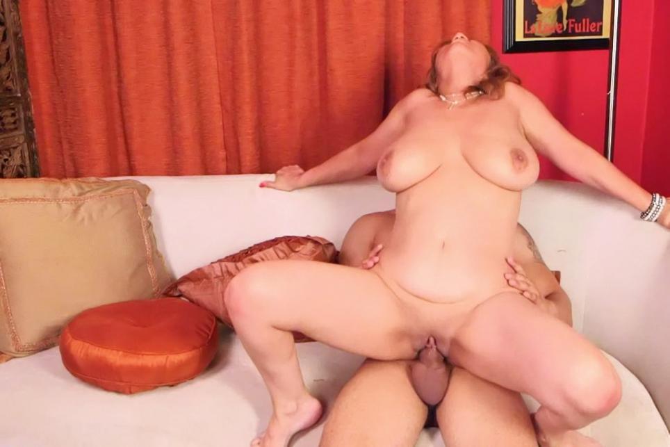 Mature women having sex